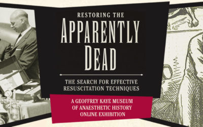 Restoring the Apparently Dead & other things