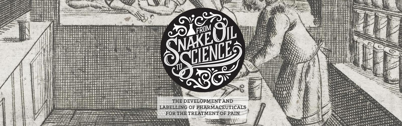Snake Oil to Science Online Exhibition