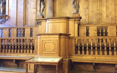 Anatomical Theatre of Archiginnasio, Bologna