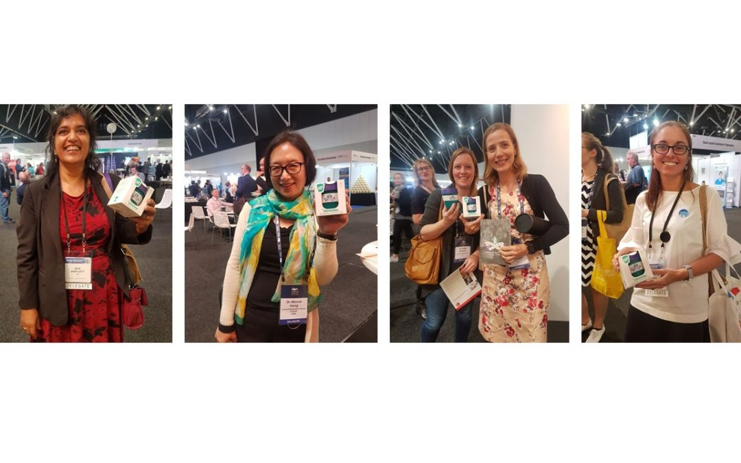 The History of Women in Medicine at the 2018 Sydney ASM