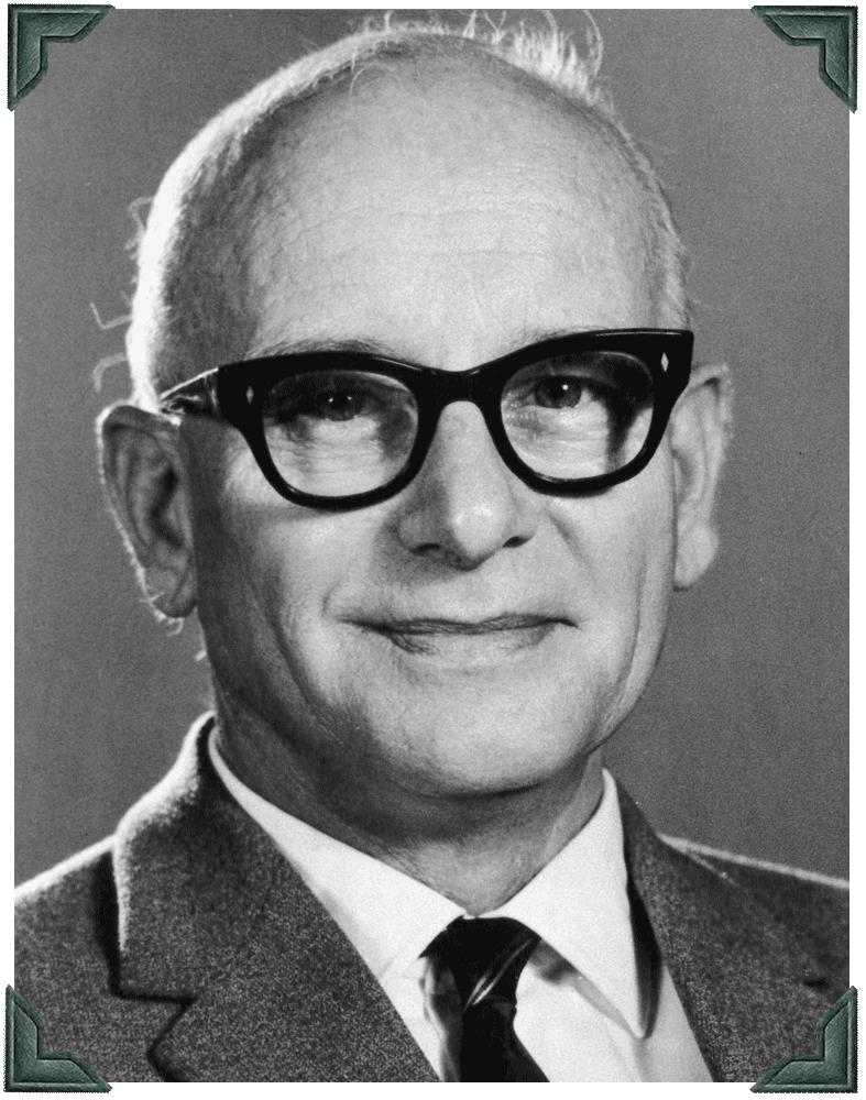 Portrait of Ernest Beech