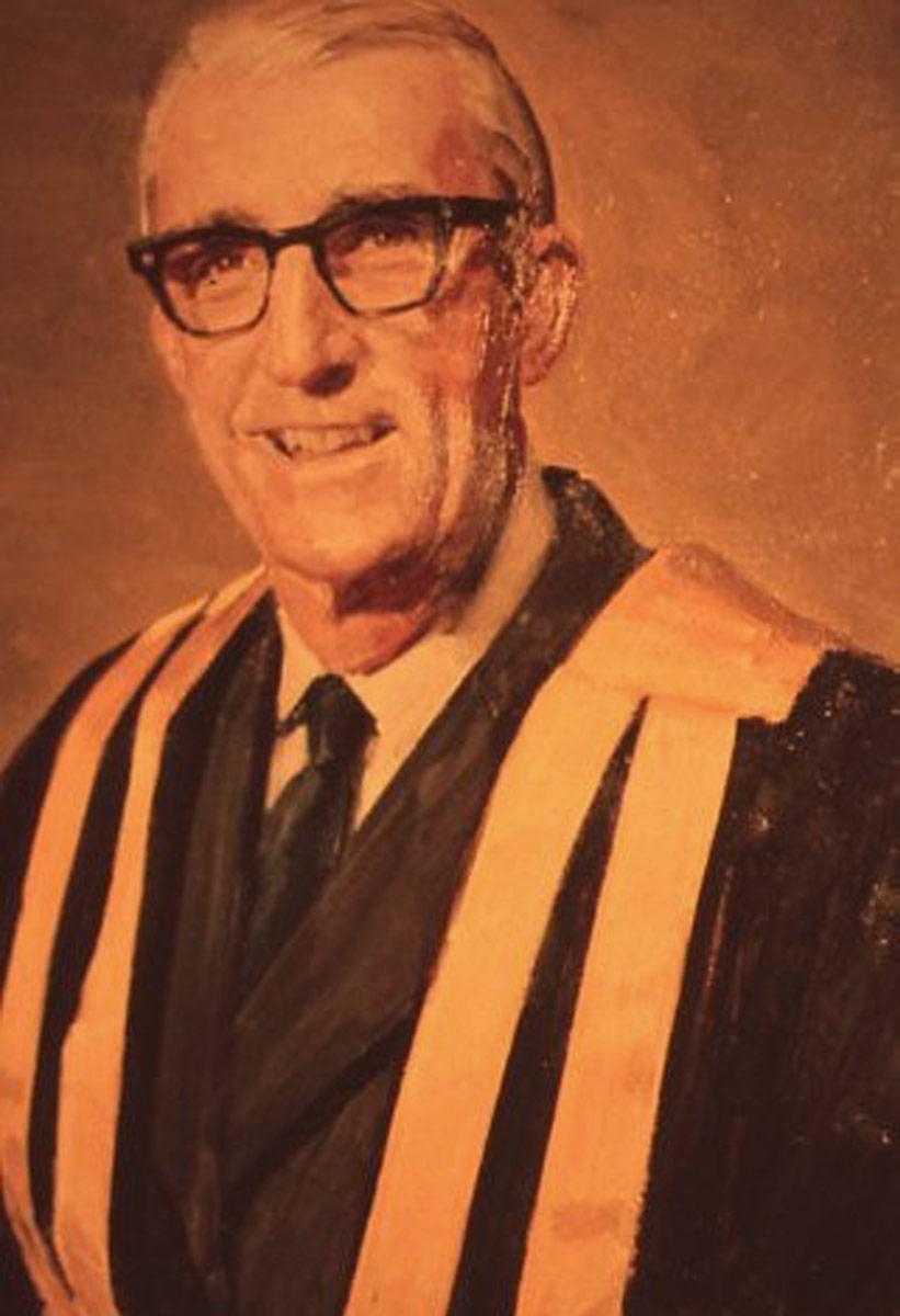 Portrait of James McCulloch
