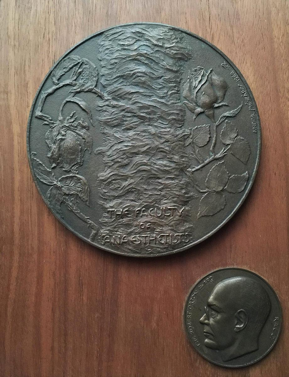 Orton Medal