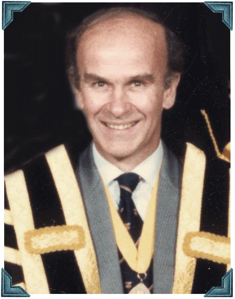 M J Hodgson