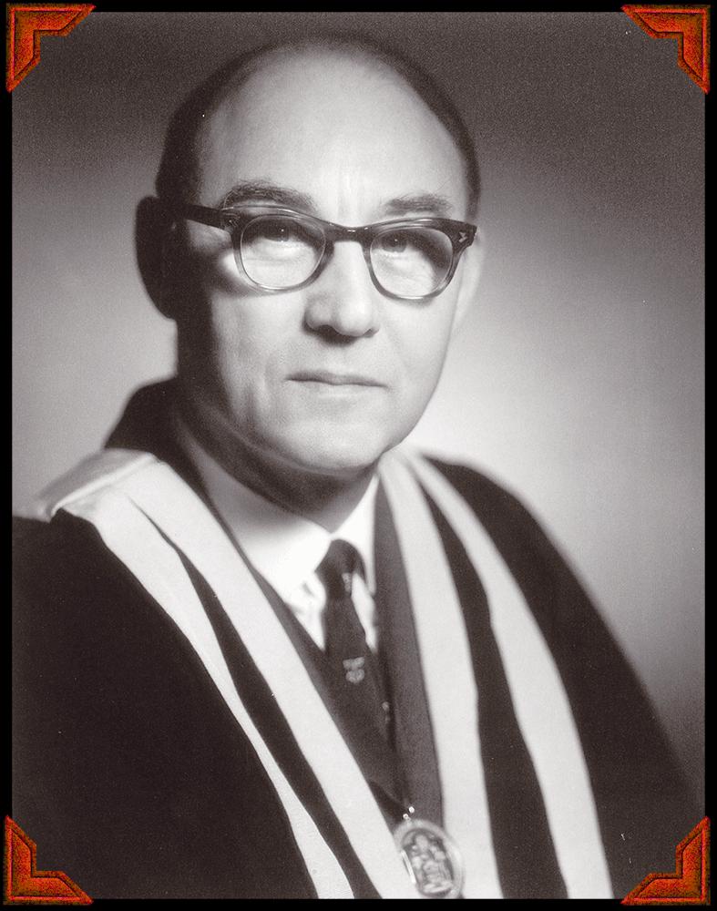 Portrait of Robert Orton