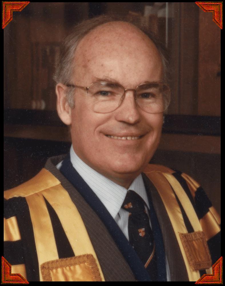 Portrait of Robin Smallwood