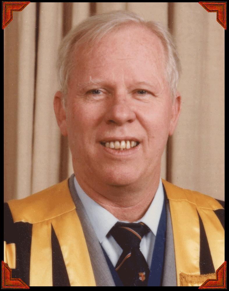 Portrait of Ross Holland