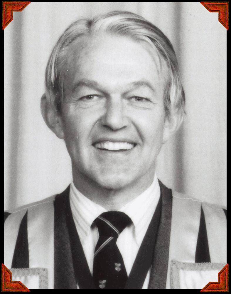 Portrait of William Crosby