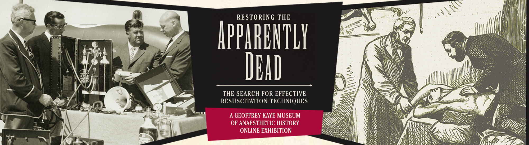 Restoring the Apparently Dead