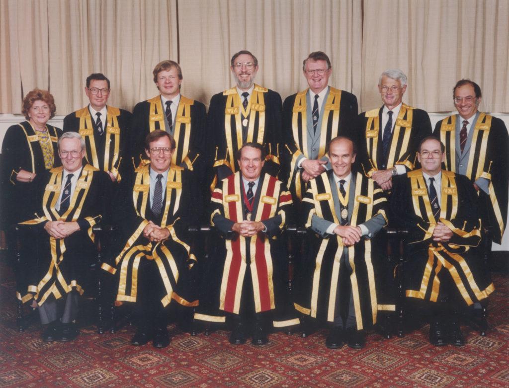 Council 1992, inaugural