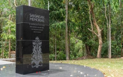 Sandakan Prisoner of War Camp WWII – Northwest Borneo